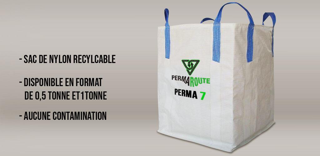 Le PERMA 7 est disponible en vrac